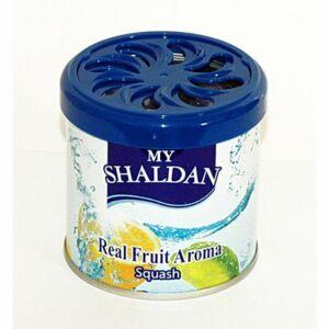 My Shaldan, prémium gél illatosító Squash 80g