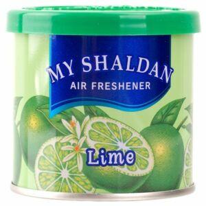 My Shaldan, prémium gél illatosító Lime 80g