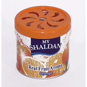 My Shaldan, prémium gél illatosító Narancs 80g