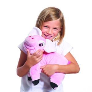 Gyerek utazó párna - Porky, malac, Travel Blue