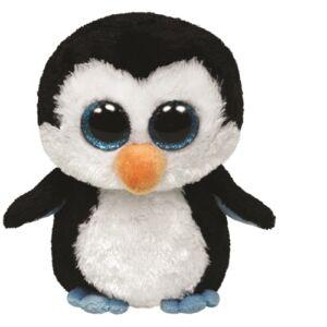BOOS plüss figura WADDLES, 15 cm - pingvin