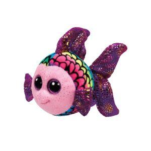 BOOS plüss figura FLIPPY 15 cm - színes hal