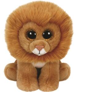 Beanie Babies plüss figura LOUIE, 15 cm - oroszlán