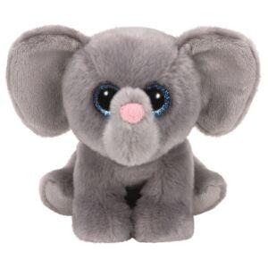 Beanie Babies plüss figura WHOOPER, 15 cm - elefánt