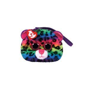 Ty Gear csuklótáska DOTTY- színes leopárd