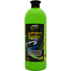 Q11 WASH & WAX SHAMPOO KONCENTRÁTUM