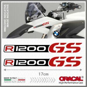 BMW R1200GS fekete_piros 99-17 Matrica