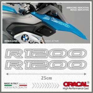 BMW R1200 Fehér R1200GS 13-17 LC Matrica