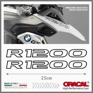 BMW R1200 Fekete R1200GS 13-17 LC Matrica