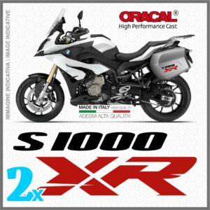 2x S1000XR BMW Doboz matrica