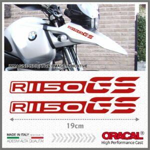 2x R1150GS Piros BMW 99-04 Matrica