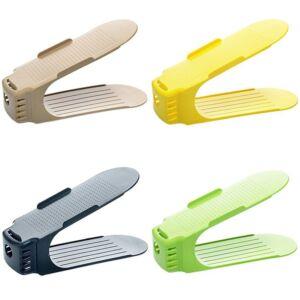 Műanyag cipőrendszerező, több színben