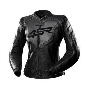 TT Replica Lady BLACK Series Bőrkabát + hátprotektor