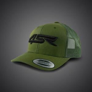 4SR Team Green Cap, Baseball Kalap