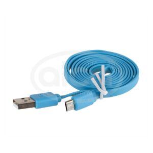 Micro USB 2,0 kábel, kék ALCA Germany