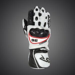 96 Gloves White EVO XXL 4SR Motoros kesztyű