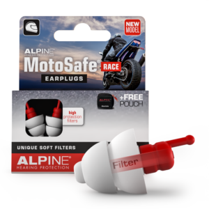 Alpine FÜLDUGÓ MotoSafe Race