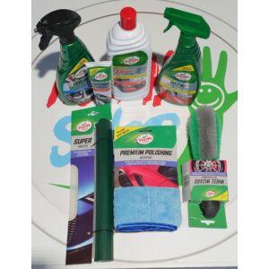 Turtle Wax ápolás csomag 2