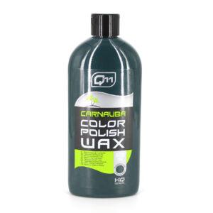 Q11 Carnauba viaszos wax zöld színhez 500 ml