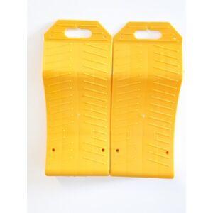 HolaShop Parkoló segéd, ütköző, 495_215_60mm, 2db-os