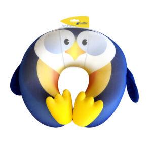 Gyerek utazópárna PINGVIN, Travel Blue