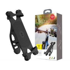 Baseus Miracle kerékpárra szerelhető telefontartó biciklis, kerékpáros mobiltelefontartó