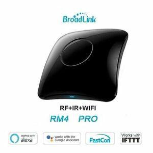 Univerzális okos távírányító Broadlink RM4 Pro