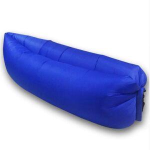Lazy Sofa / Levegő ágy - Sötétkék