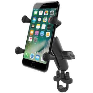 Ram Mounts Komplett telefon tartó szett kormányra vagy csőre