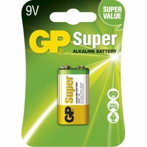GP 9V Elem SUPER 6LF22 1BL
