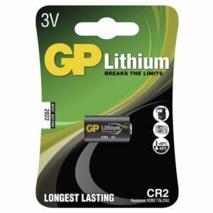 GP Lítium Elem CR2 1BL