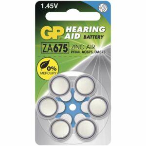 GP Elem Hallókészülékhez ZA675