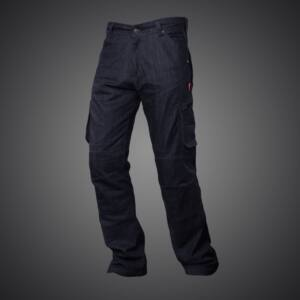 Cargo Jeans Iron Grey kevlar Jeans 52