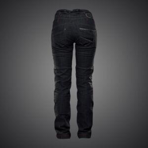Cool Lady kevlar Jeans Black
