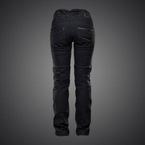Cool Lady kevlar Jeans Black