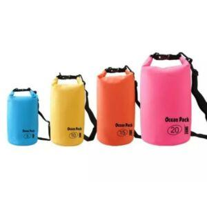 Vízálló Sporttáska, Waterproof bag 15L  FGNS