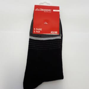 Kappa casual FFI zokni, vegyes szín, 43-46, 1db-os