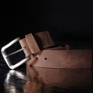 4SR Leather belt Racing Syndicate, Bőr Öv