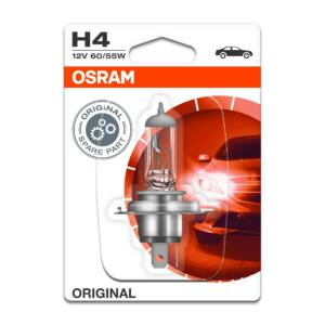 Osram H4 Standard 12V 60/55W P43t Bliszter 1db