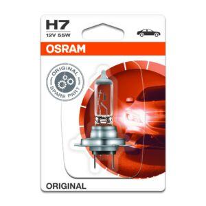 Osram H7 Standard 12V 55W  PX26d Bliszter1db