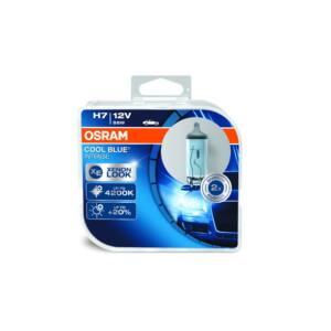 Osram H7 12V 55W COOL BLUE® INTENSE H7 DUO BOX