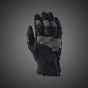 Retro Black, 4SR Motoros kesztyű S