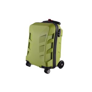 Roller Bőrönd - Zöld