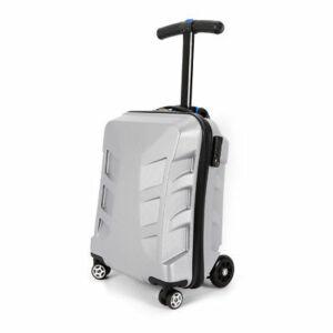 Roller Bőrönd - Szürke
