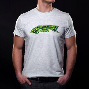 T shirt Carbon Camo