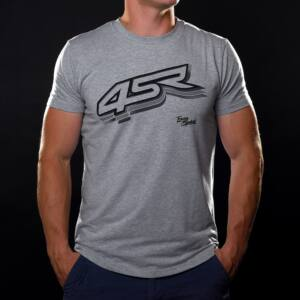 T shirt Logo Grey