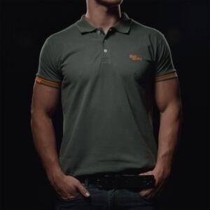 T shirt RS Polo Army / Galléros