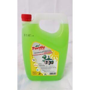 Turtle Wax Nyári szélvédőmosó 2l rovaroldóval+citrom illattal
