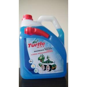 Turtle Wax Téli szélvédőmosó -20°C 4 liter