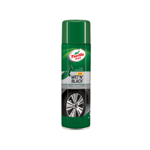 Turtle Wax GL Wet N Black gumiápoló aerosol 500 ml
